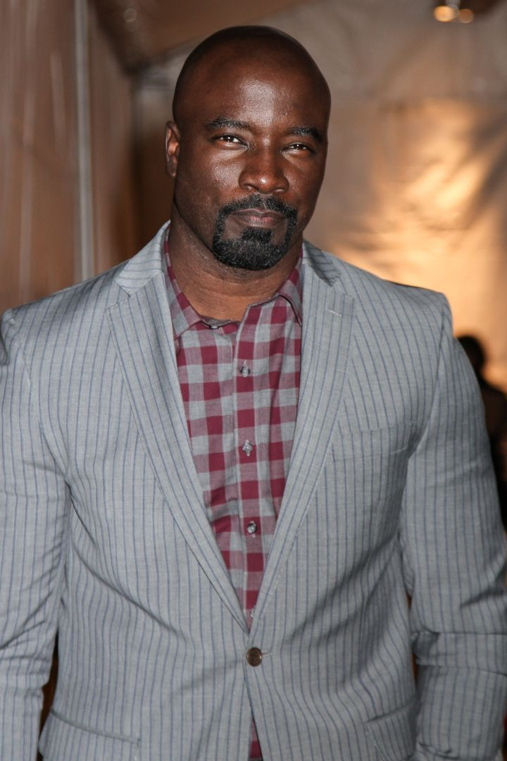 Mike Colter – 'Luke Cage'