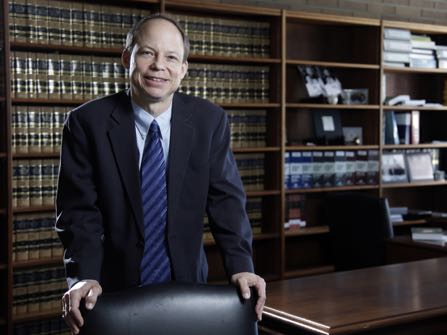 FILE - This June 27, 2011 file photo shows Santa Clara County Superior Court Judge Aaron Persky, who drew criticism for sentencing former Stanford University swimmer Brock Turner to only six months in jail for sexually assaulting an unconscious woman. A California agency that oversees judicial discipline in the state ruled Monday, Dec. 19, 2016, that a judge committed no misconduct when he sentenced Turner to six months in jail for sexually assaulting a young woman on campus. The California Commission on Judicial Performance said was evidence that Santa Clara County Judge Aaron Persky displayed bias in handing down a sentence decried as too lenient by critics across the country. (Jason Doiy/The Recorder via AP, File)