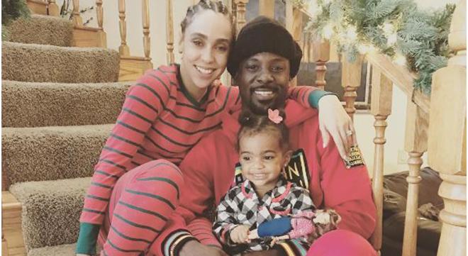 Lance Gross & Family