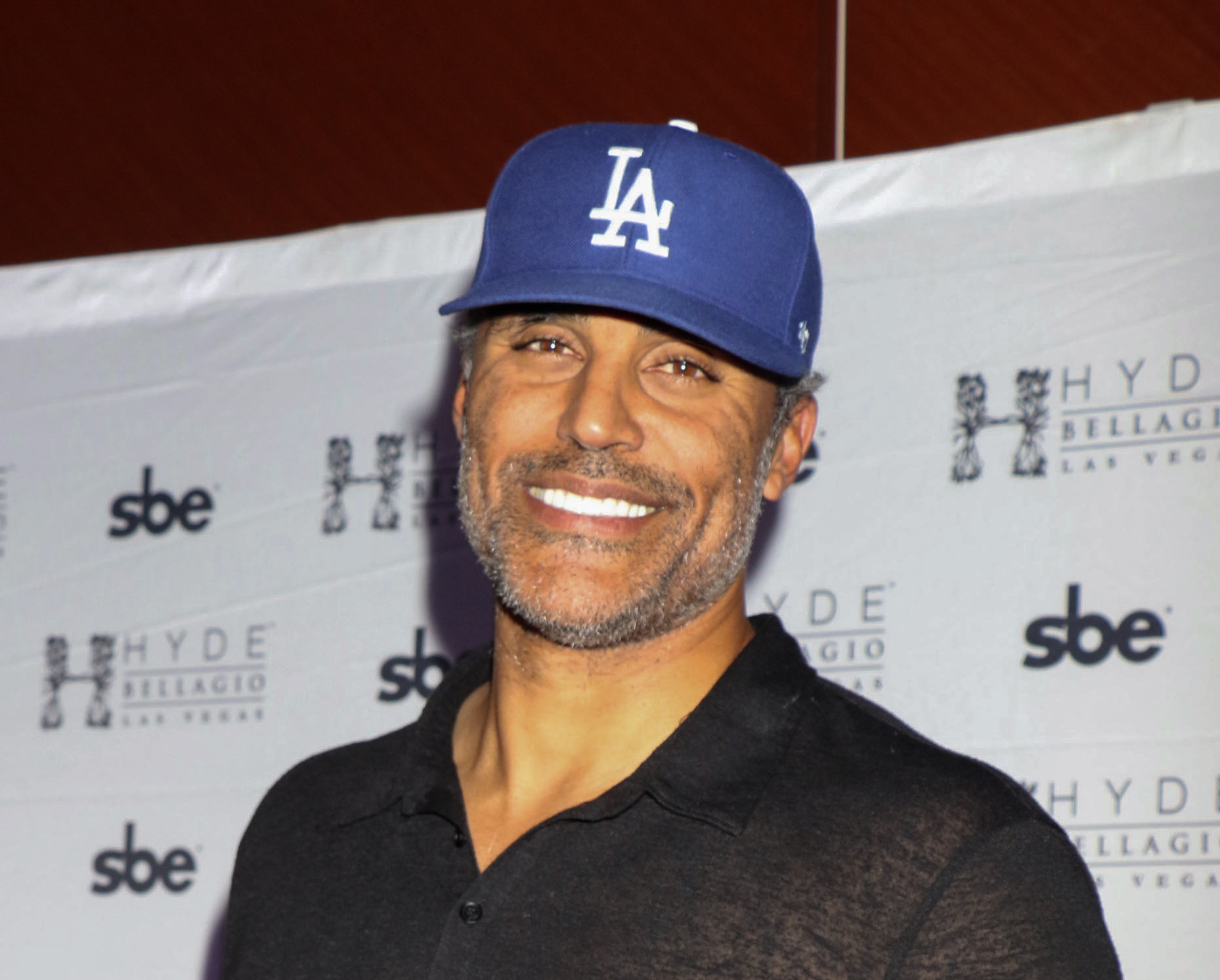 """10/13/2015 - Rick Fox - Rick Fox Guest DJs During """"Lost Angels Industry Night"""" at Hyde Bellagio Nightclub in Las Vegas - Hyde Bellagio Nightclub at the Bellagio Hotel & Casino - Las Vegas, NV, USA - Keywords: Vertical, Former NBA LA Lakers And Boston Celtics Player, Basketball, Athlete, Red Carpet Arrival, Celebrity, Celebrities, Man, Person, People, Arts Culture and Entertainment, Nevada Orientation: Portrait Face Count: 1 - False - Photo Credit: PRN / PRPhotos.com - Contact (1-866-551-7827) - Portrait Face Count: 1"""