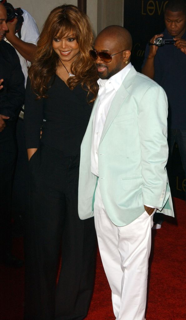 06/18/2008 - Janet Jackson and Jermaine Dupri - 3rd Annual LOVEDAY Launch Love Charity Bracelet - Arrivals - Private Estate - Bel-Air, CA. USA - Keywords: Janet Jackson and Jermaine Dupri - False -  - Photo Credit: Albert L. Ortega / PR Photos - Contact (1-866-551-7827)