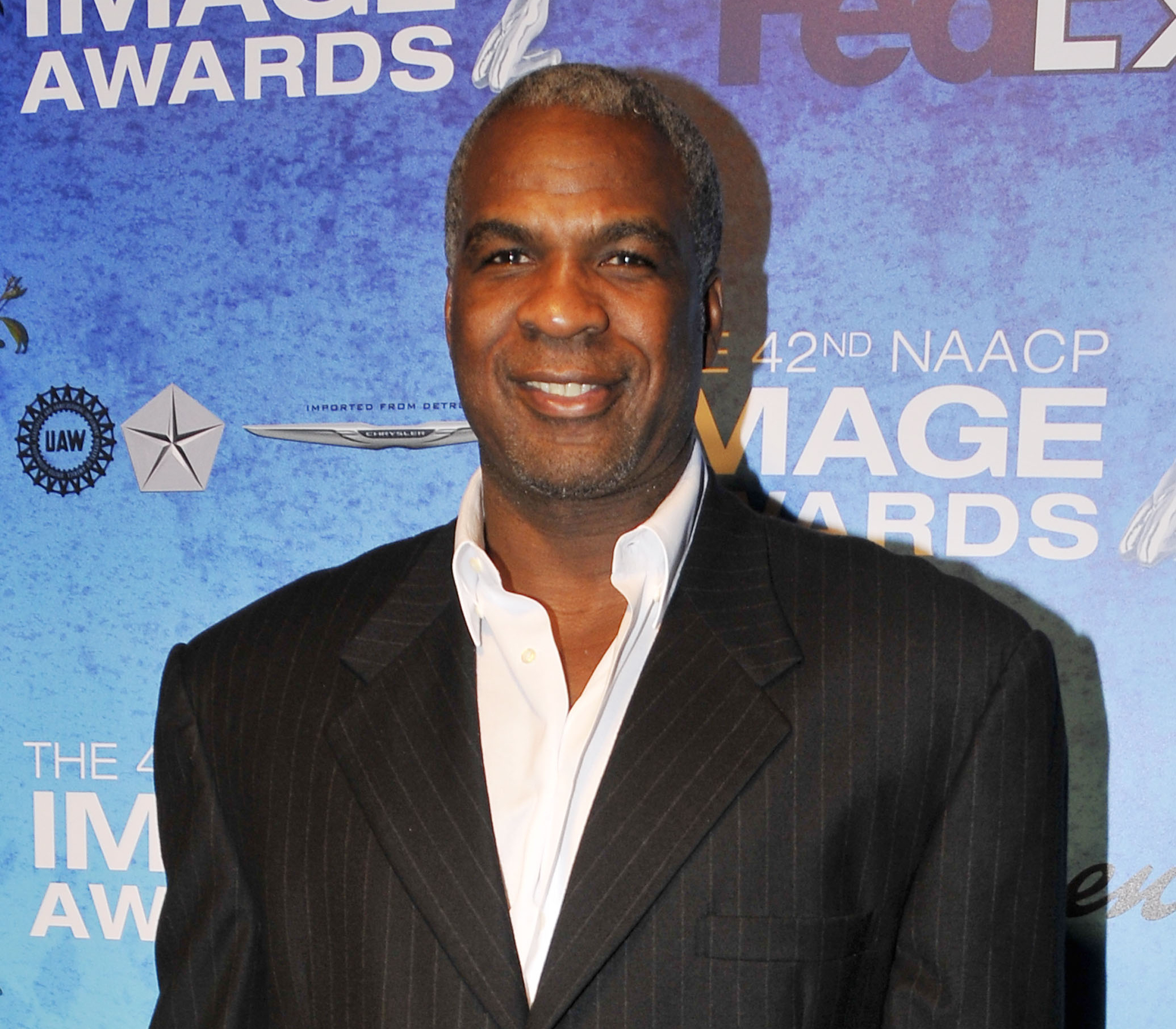 03/03/2011 - Charles Oakley - 42nd Annual NAACP Image Awards Nominees' Pre-Show Gala - Arrivals - Pacific Design Center - West Hollywood, CA. USA - Keywords: Orientation: Portrait Face Count: 1 - False - Photo Credit: Koi Sojer / PR Photos - Contact (1-866-551-7827) - Portrait Face Count: 1