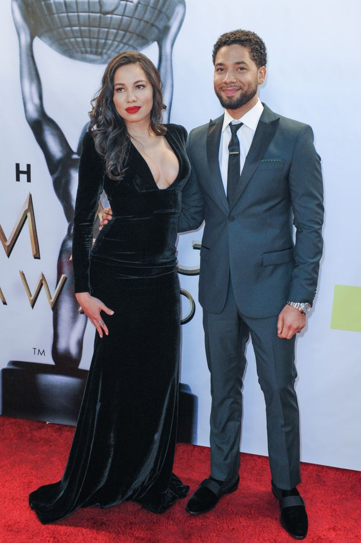 Jurnee and Jussie Smollett Bell