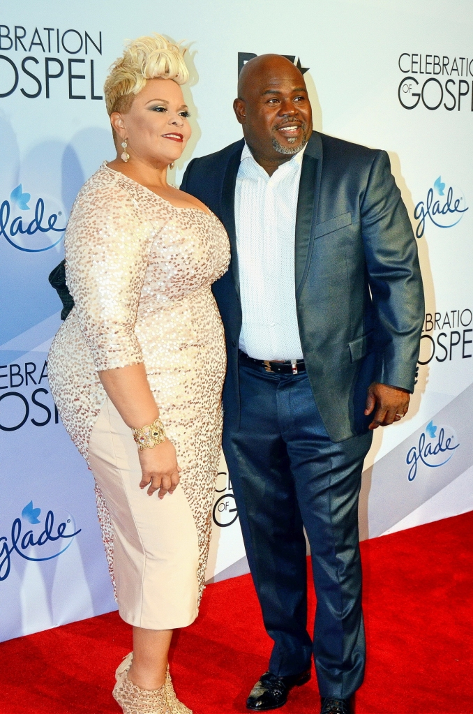 01/09/2016 - Tamela Mann, David Mann - BET Celebration of Gospel 2016 - Arrivals - Orpheum Theatre, 842 S. Broadway - Los Angeles, CA, USA - Keywords: Celebration of Gospel, 15th Annual Praise Fest, BET, COG, Vertical, Photography, Arts Culture and Entertainment, Celebrity, Celebrities, Man, Person, People, Red Carpet Arrivals, Orpheum Theatre, Topix, Bestof, Los Angeles, California Orientation: Portrait Face Count: 1 - False - Photo Credit: Sir Jones / PRPhotos.com - Contact (1-866-551-7827) - Portrait Face Count: 1