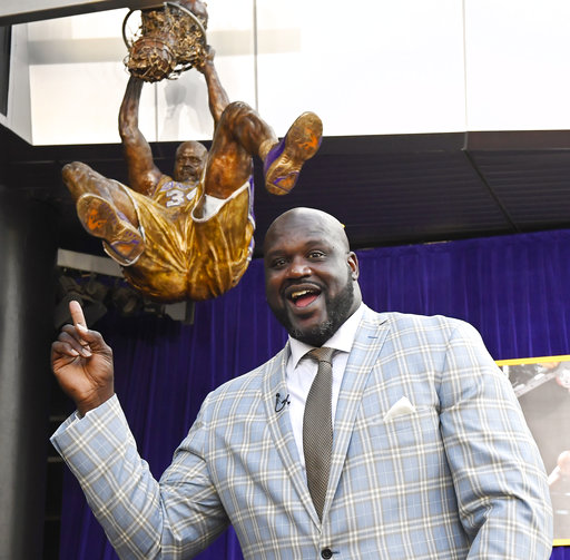 Shaquille O'Neal (March 6)