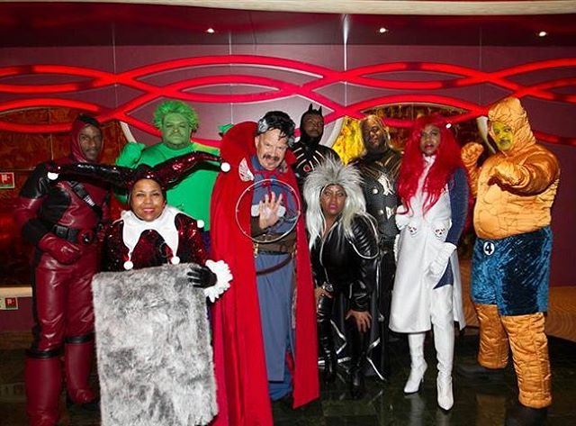 Squad goals for sure #Marvel