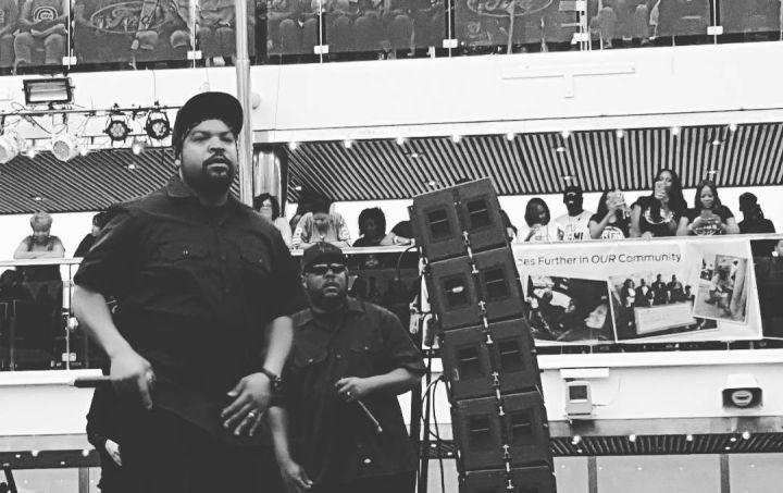 Ice Cube and MC Ren