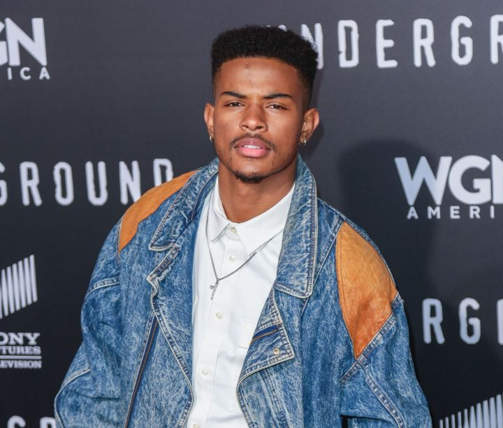 Trevor Jackson of 'American Crime' and 'Burning Sands' is also a musician.