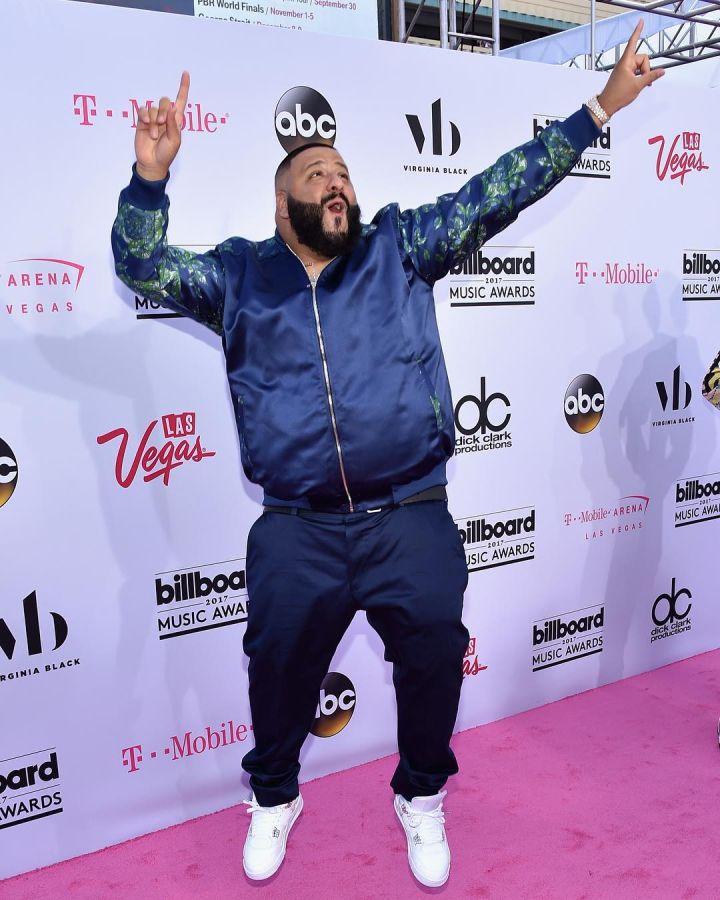 DJ Khaled is always winning.