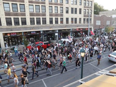 Jason Stockley Protest
