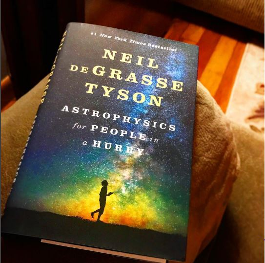 Astro Physics For People In A Hurry