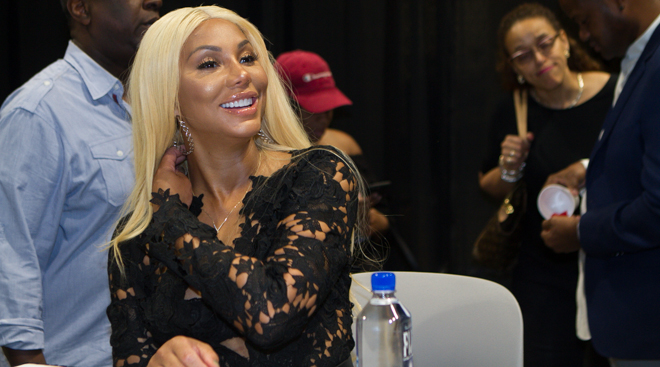 2017 Allstate Tom Joyner Family Reunion: Sky Show Featuring Tamar Braxton & 112