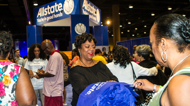 Allstate Tom Joyner Family Reunion Expo