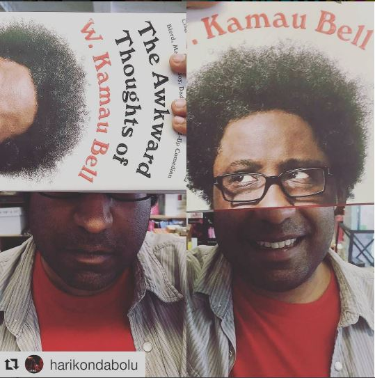 The Awkward Thoughts of W. Kamau Bell: Tales of a 6′ 4″, African American, Heterosexual, Cisgender, Left-Leaning, Asthmatic, Black and Proud Blerd, Mama's Boy, Dad, and Stand-Up Comedian.