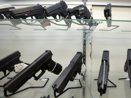 Inaction on gun legislation.