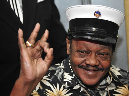 "Antoine Dominique ""Fats"" Domino (February 26)"