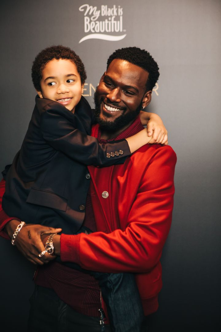 Ethan Hutchinson and Kofi Siriboe