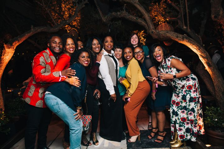 Oprah meets some of 'Queen Sugar's super fans