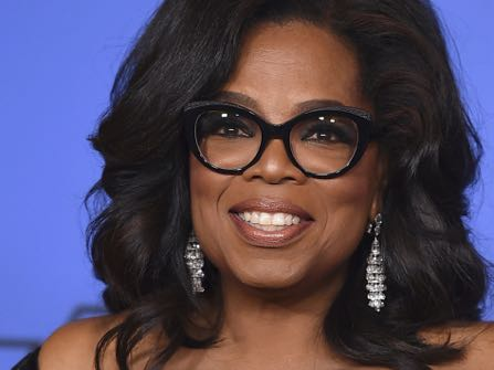 4. Oprah Winfrey