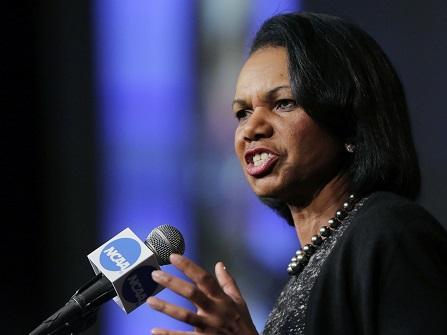 Condoleeza Rice - Alpha Chi Omega