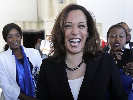 Kamala Harris, California Attorney General