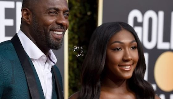 Image result for Idris Elba's Daughter Shares Mother's Struggle With Mental Illness