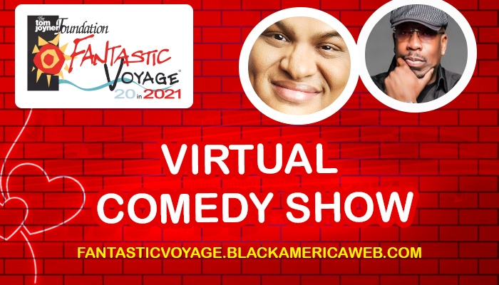 Fantastic Voyage Comedy Show