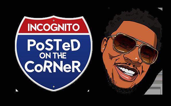 Posted On The Corner Header/Logo