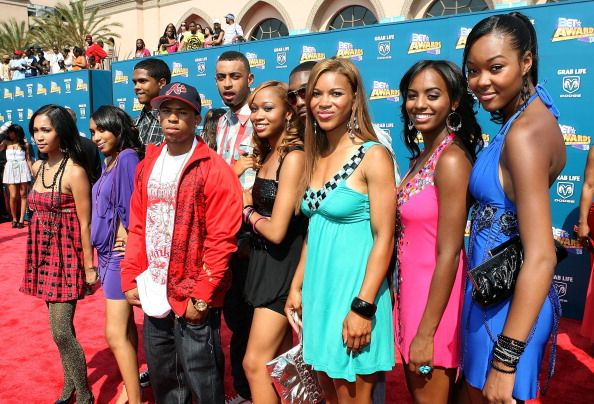BET Awards 2008 - Arrivals