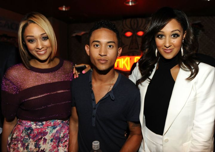 Tia, Tamera and Tahj Mowry