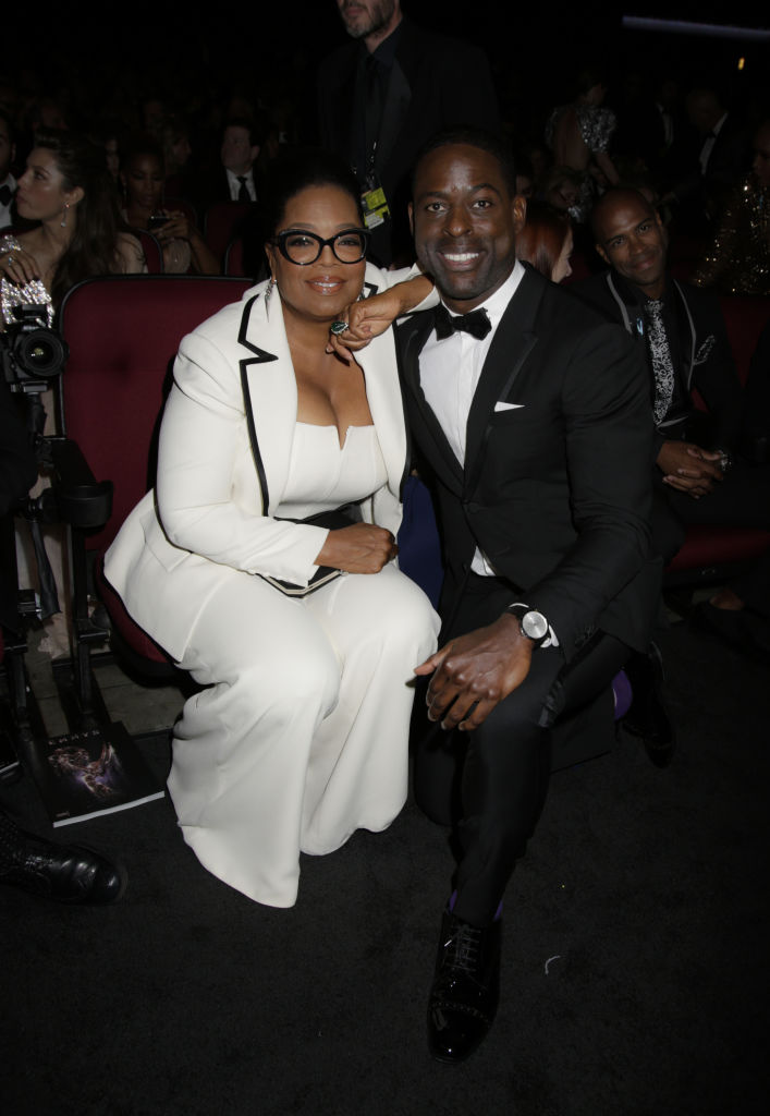 Oprah Winfrey And Sterling K. Brown Partner For OWN Network TV Special In Honor Of Black Fathers