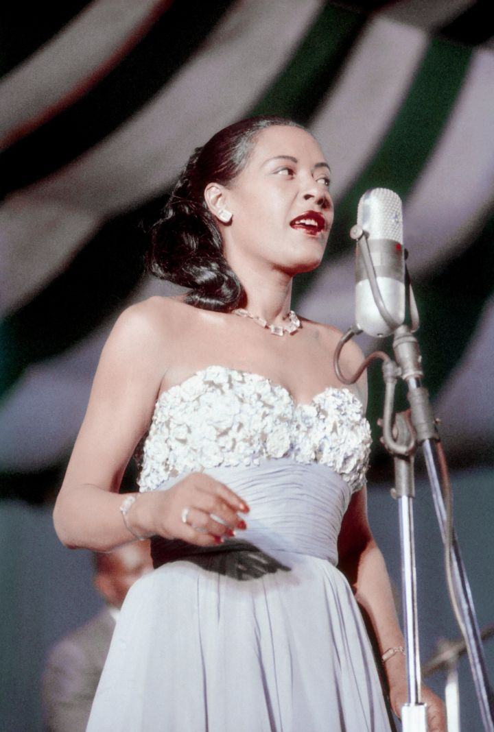 'Lady Sings the Blues' (1956) - Billie Holiday (with William Dufty)