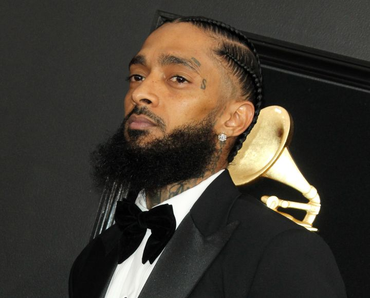 Nipsey Hussle (August 15, 1985 – March 31, 2019)