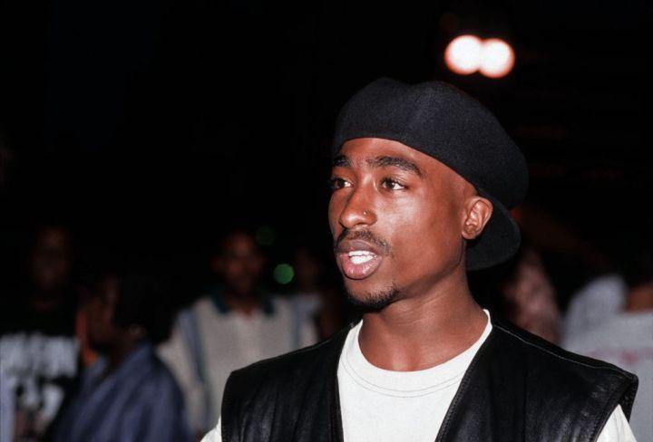 Tupac Shakur / 2Pac (June 16, 1971 – September 13, 1996)