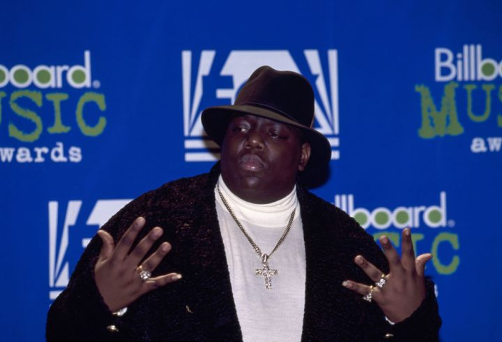 The Notorious B.I.G. / Biggie Smalls (May 21, 1972 – March 9, 1997)