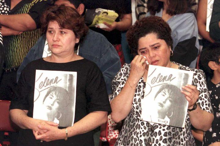Selena (April 16, 1971 – March 31, 1995)