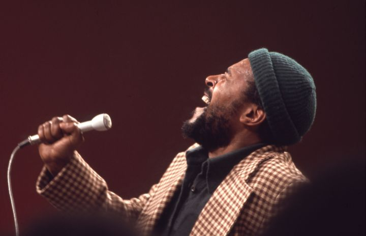 Marvin Gaye (April 2, 1939 – April 1, 1984)