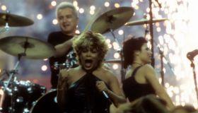 Tina Turner Performs At Super Bowl XXXIV