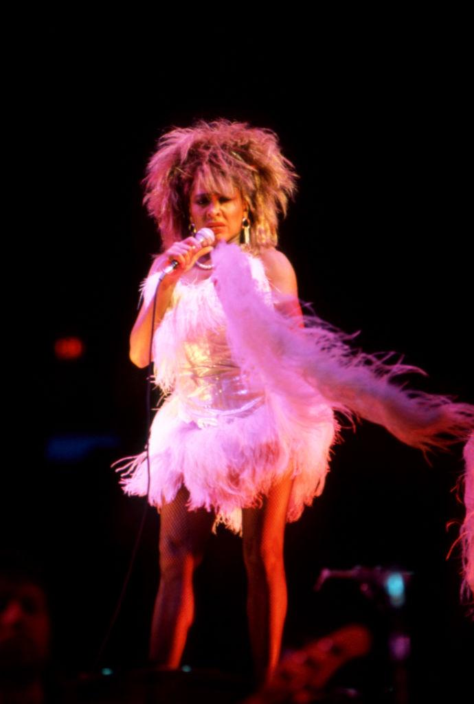1980s: Tina Turner