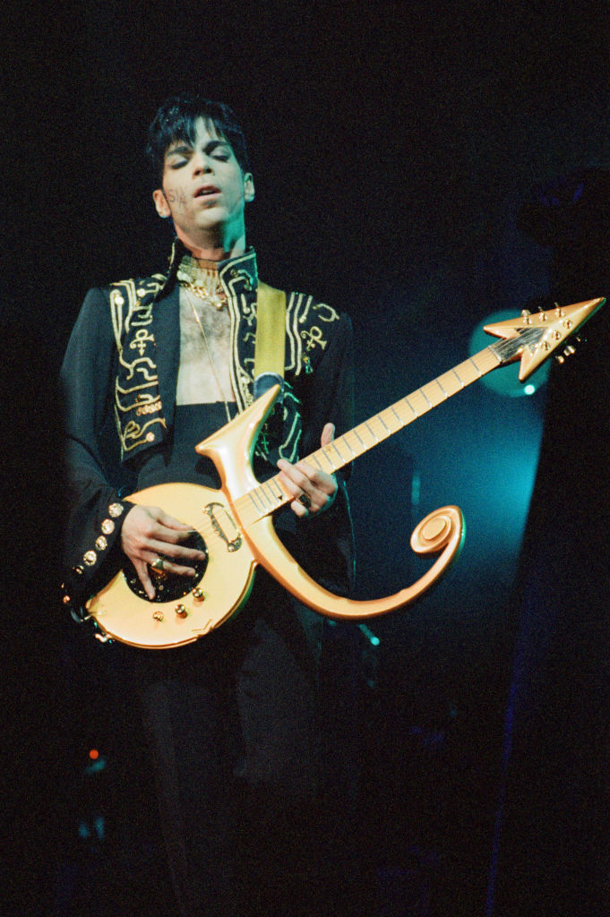 1990s: Prince