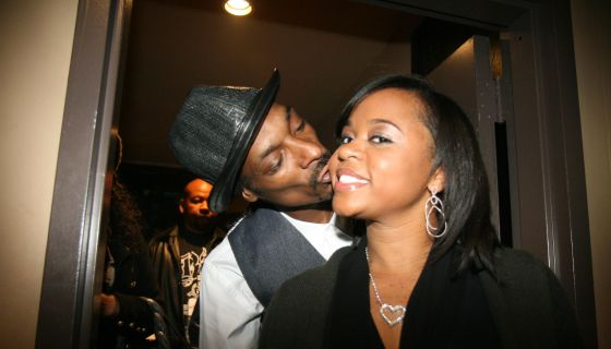 Snoop Dogg Announces He's Appointing His Wife (Shante Broadus) As His Official Manager