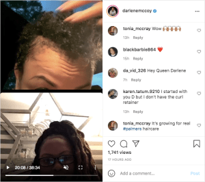 Say Yes to the Hair| Post 5 | Natural Hair Care Journey w/ Darlene McCoy