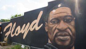 Rallies Held Across America On Anniversary Of George Floyd's Death