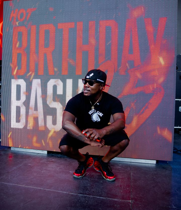 Incognito at Birthday Bash