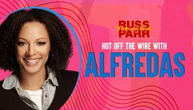 Hot Off The Wire with Alfredas