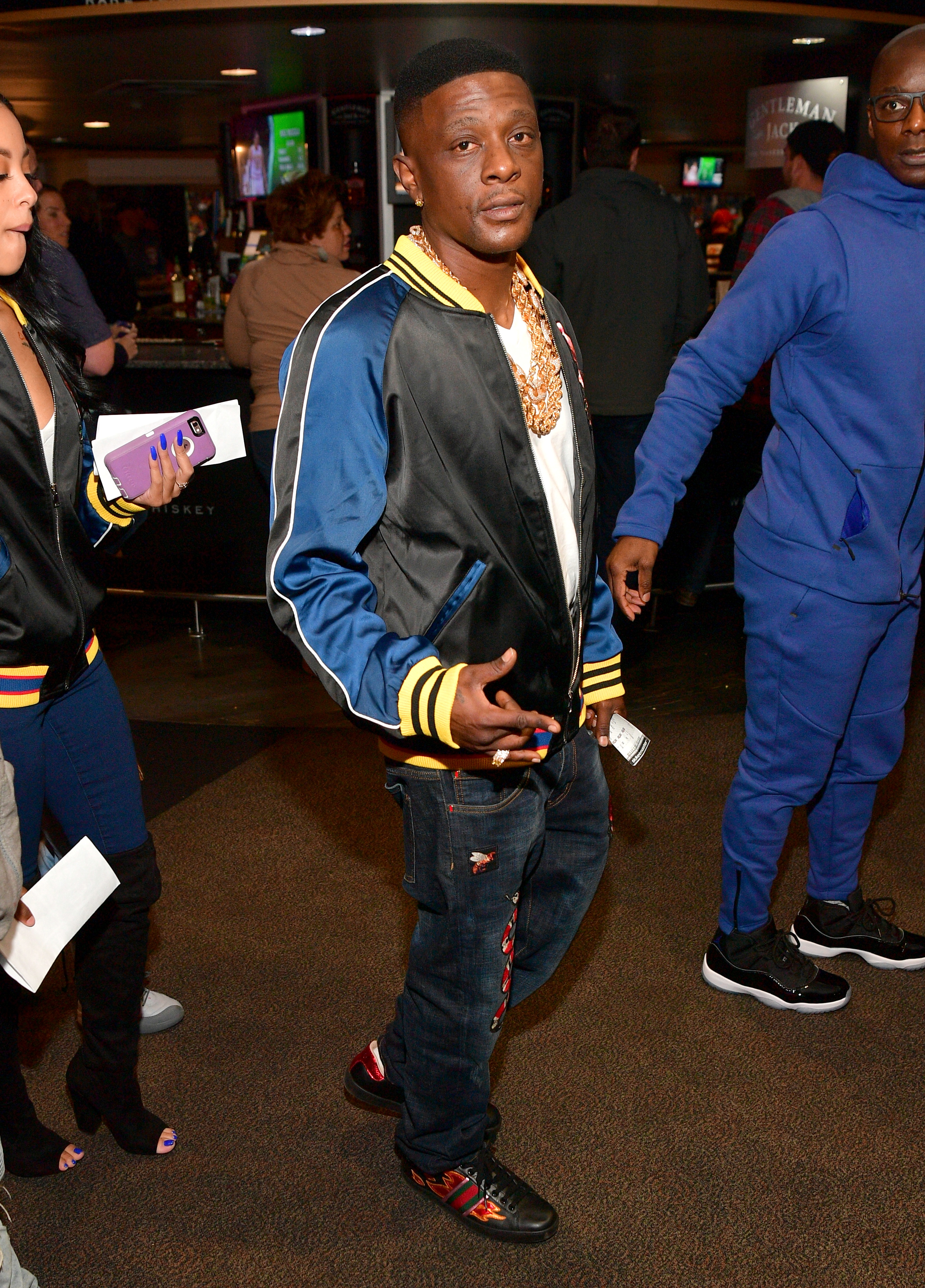 """Boosie Badazz Says LGBT Community Wants to """"Force This Gay Stuff"""" on Kids [WATCH]"""