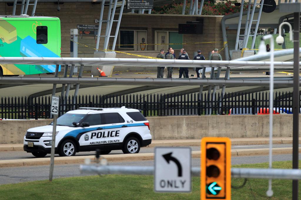 Multiple Injuries As Gunshots Fired at Pentagon Transit Stop