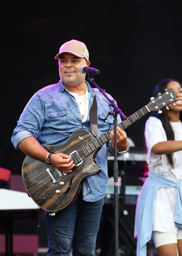 Israel Houghton Shares How His Collaboration With Chandler Moore Came About