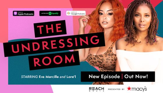 """The Undressing Room Podcast Presented By Macy's Episode 34 """"First Comes Marriage, Then Comes The Baby"""""""
