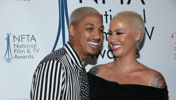 """Amber Rose's Ex-Boyfriend A.E. Says Being Faithful Would've Deprived His """"True Nature"""" To Cheat"""